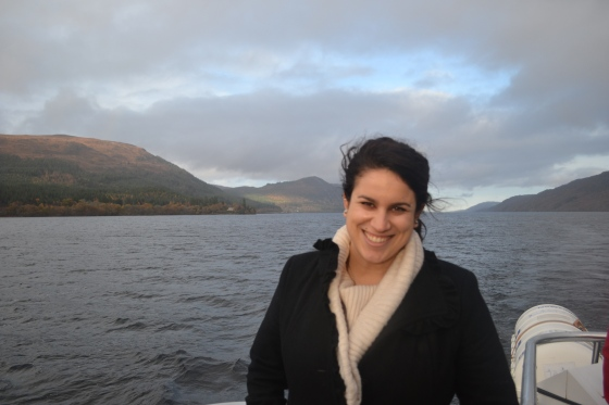 this is a lovely picture of me in scotland. basically the coldest i have ever been in my life...until living here i fear